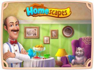Homescapes Apk Mod Terbaru v1.2.0.900 - Game Santai Untuk Isi Waktu Luang