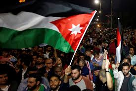 Jordanian protests continue