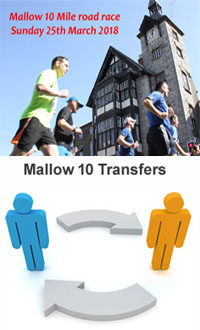 Mallow 10 Mile Transfers