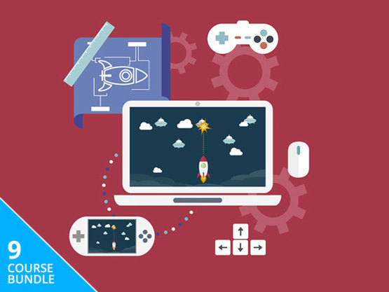 Zero to Hero Game Developer Course Bundle Discount - 9 courses
