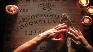 Mass Possession Of Children Playing Ouija
