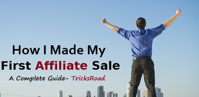 How to Make Affiliate Sale