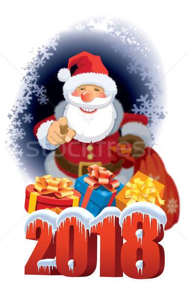 Santa Claus Pictures 2018
