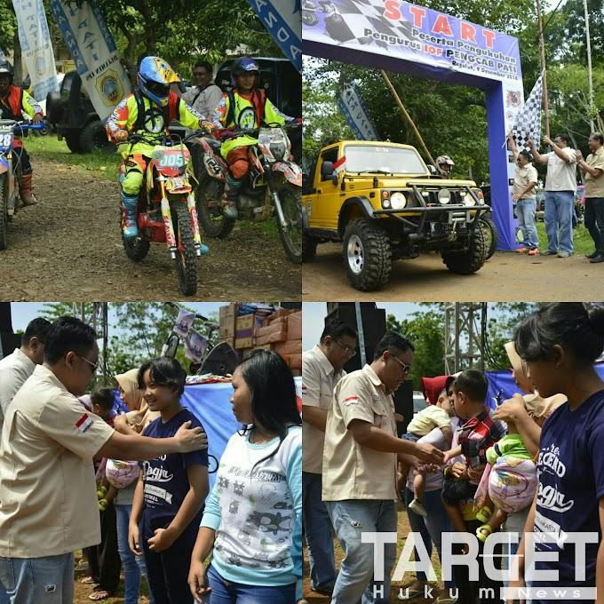 Indonesia Off Road Federation Cabang Pati Resmi Dikukuhkan