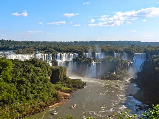 Wanderlust Chloe - Chloe Gunning - Iguazu Falls