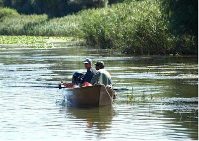 pescuit in Delta