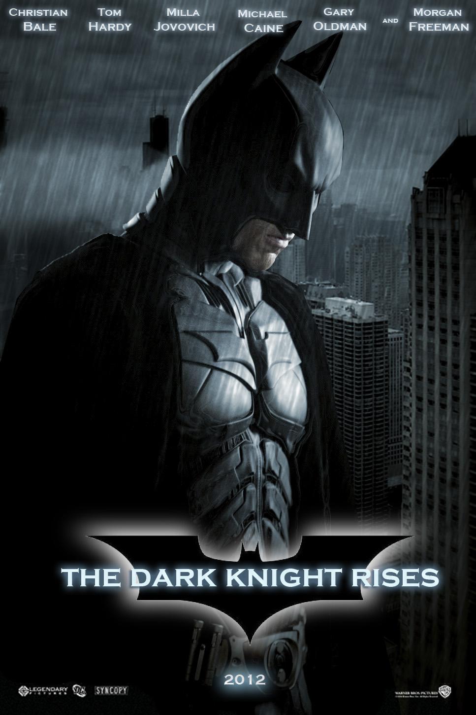 new wallpaper 2011: Batman the Dark Knight Rises - Should ...