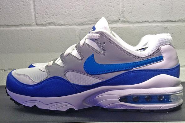 Nouveaux produits b3db4 4b7ae Oh Snaps! That's tight...: Nike Air Max 94 Retro