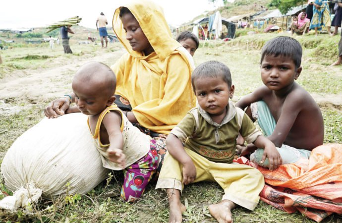 Analysis: Using the Term 'Rohingya'