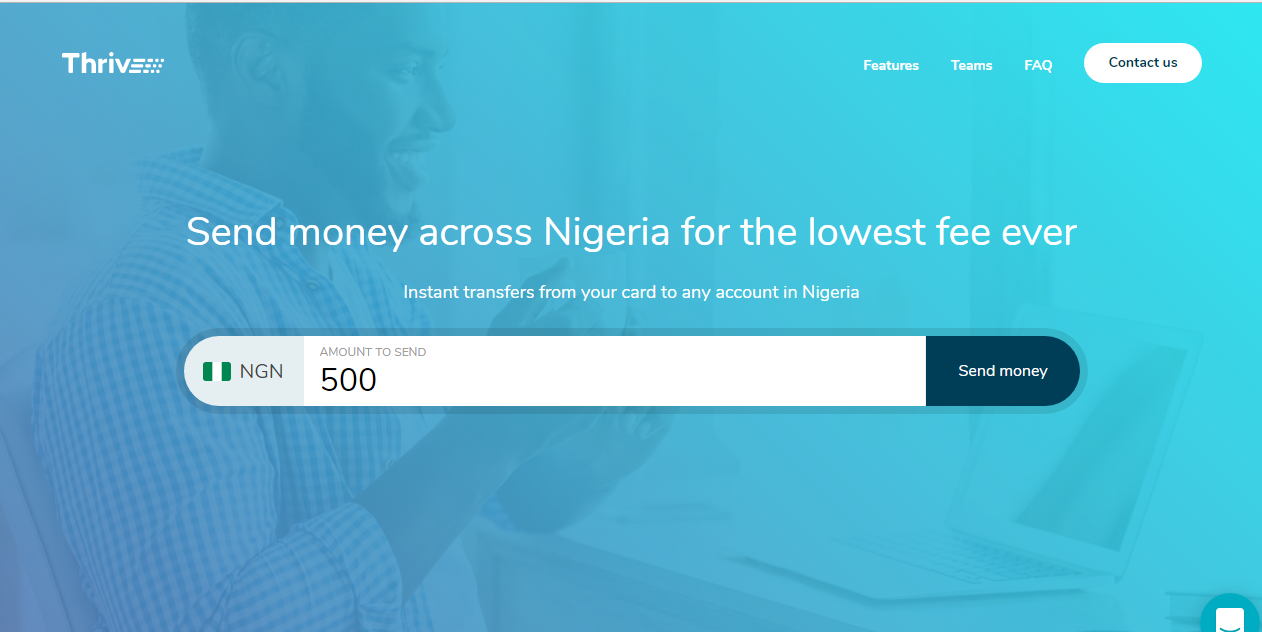 Thrivesend Est Way To Transfer Money Any Bank Account In Nigeria