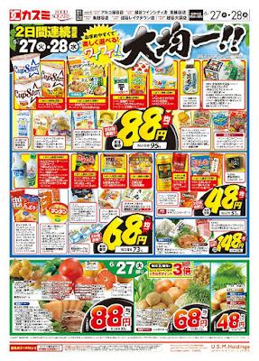 【PR】フードスクエア/越谷ツインシティ店のチラシ6月27日号