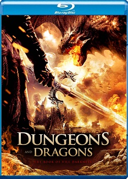 Dungeons and Dragons The Book of Vile Darkness 2012 Dual Audio BluRay
