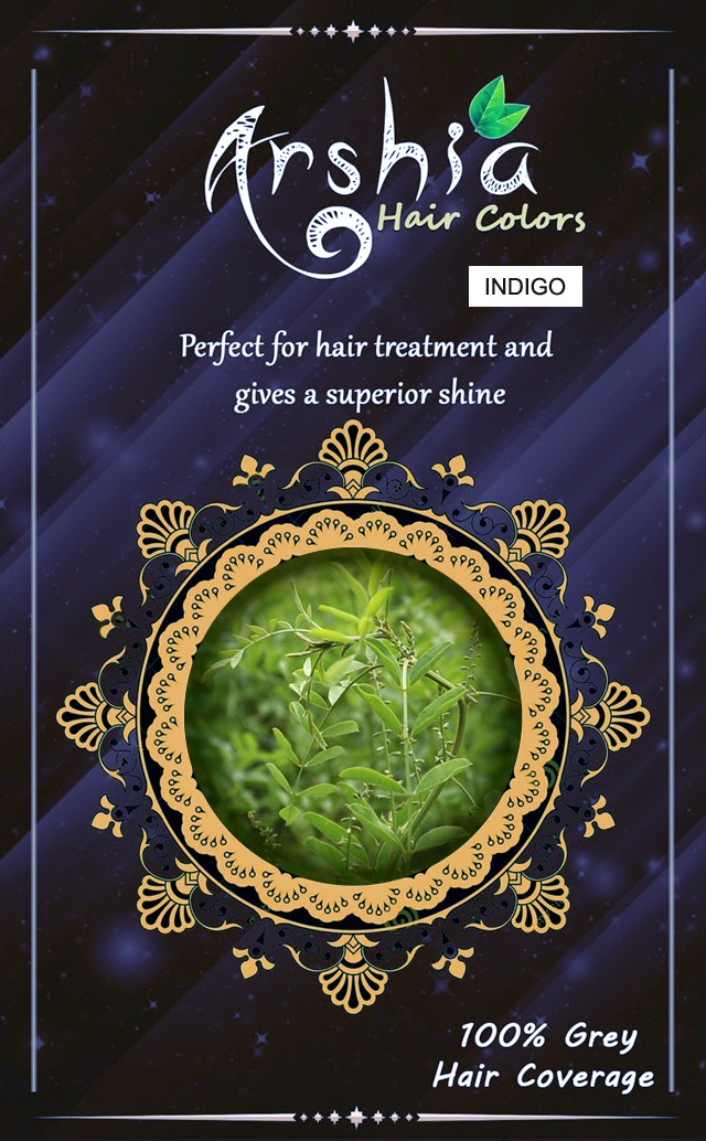 Natural Indigo Products, Indigo Hair Dye, Indigo Powder For Hair Coloring