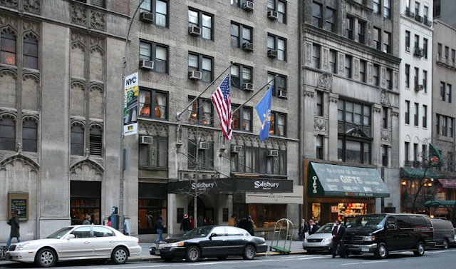 Salisbury Hotel em Nova York