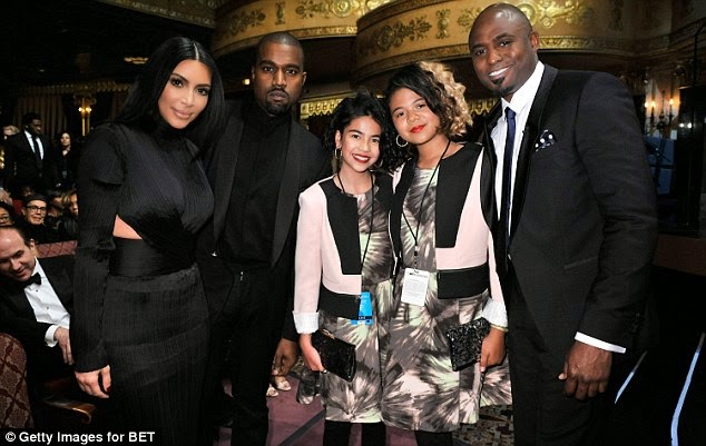 Bet Honors 2015 Red Carpet Pictures Kanye West Wins