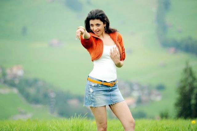 Download Cute Kajal Agarwal