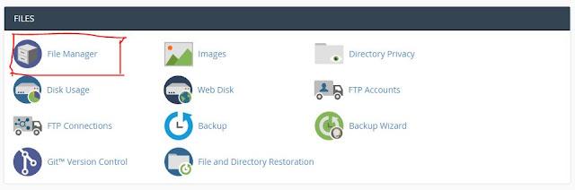 Buka File Manager