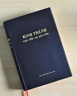 """Đọc Kinh Thánh, một """"bài tập thiêng liêng"""""""