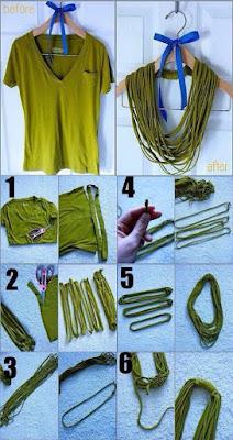 Como hacer para reciclar tu ropa
