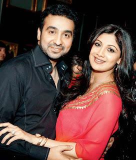 Shilpa Shetty dan Raj Kundra