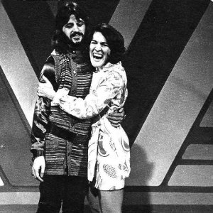 Vintage Video Ringo Starr Guest Stars On Rowan Martins Laugh In 1970