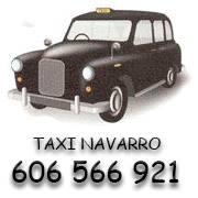 Taxi Villena