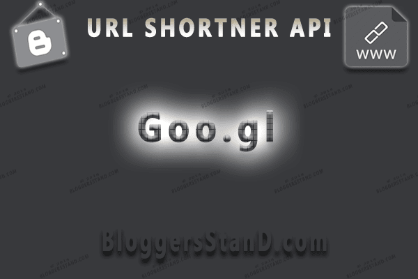 How To install make Google URL Shortner for articles  In Blogger Template