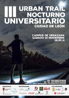 Clasificaciones Leon Urban Trail 2018