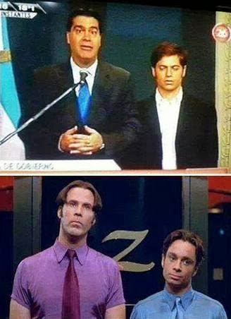 Sos Igual! Kicillof y Capitanich vs A Night at the Roxbury