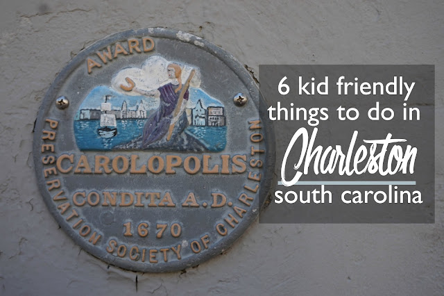 6 Things to Do in Charleston SC with Kids | CosmosMariners.com