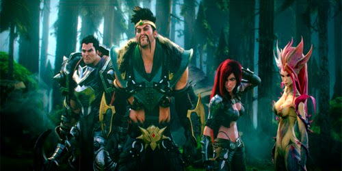 A New Dawn: Novo trailer de League of Legends!