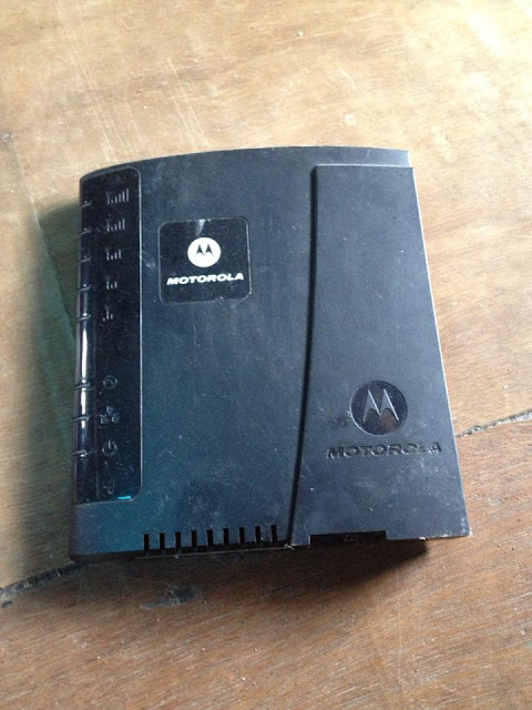 Throwaway Sunday: Old Smart Modem