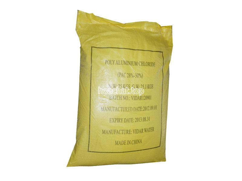 Polyaluminium Chloride - PAC