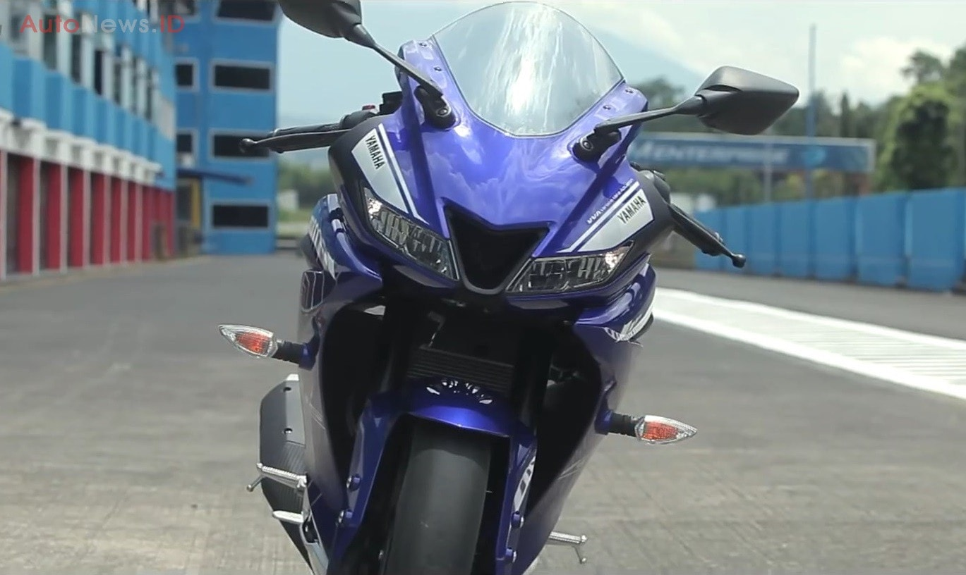 All New Yamaha R15 2017