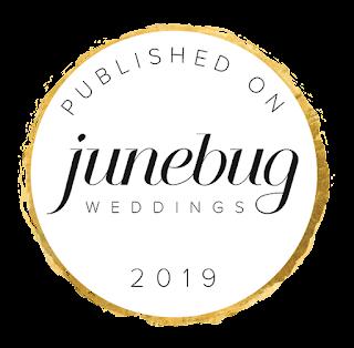 zion glamping wedding featured on junebug weddings