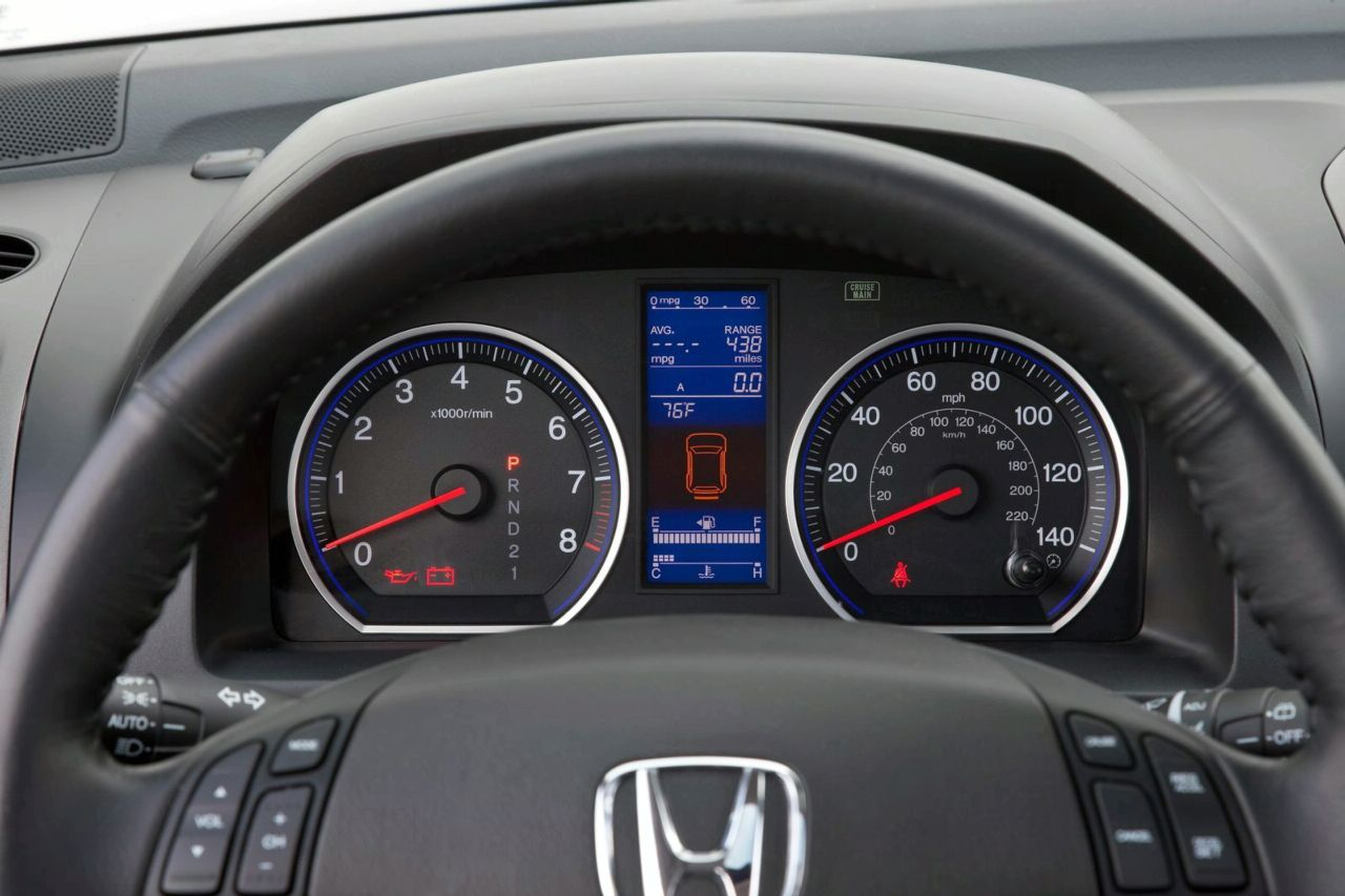 Cars Updates Honda Crv 2010 Interior