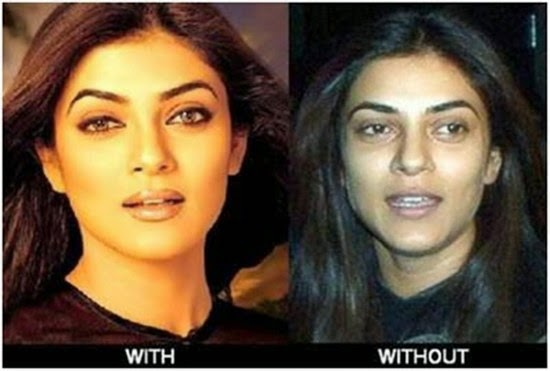 Indian Female Celebrities Without Make Up Top 10 Indian Actress Without Make Up