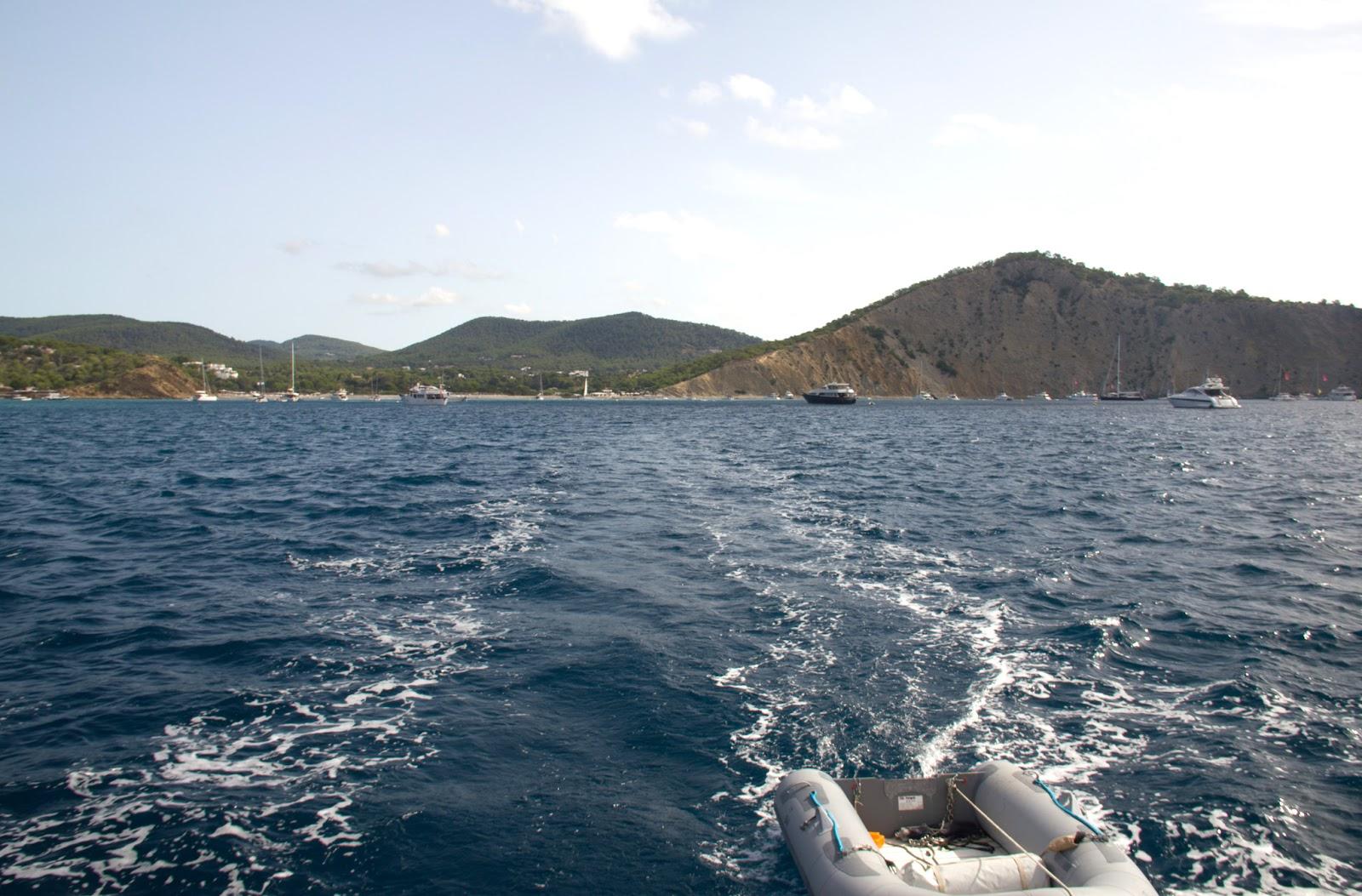 Exploring the World in 'Blue Velvet of Sark': Cala Tarida Ibiza