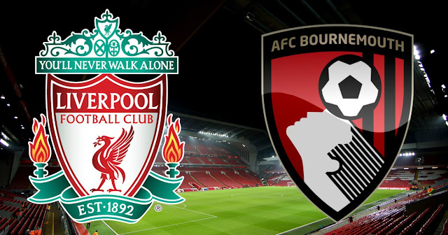 Liverpool vs Bournemouth Full Match And Highlights