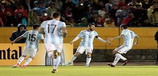 ميسي وديبالا على رأس قائمة الأرجنتين المدججة بالنجوم للمونديال