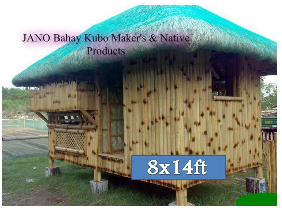 Nipa hut everything bahay kubo nipa hut for Small hut design