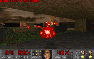 Super Adventures in Gaming: Doom II: Hell on Earth (MS-DOS)
