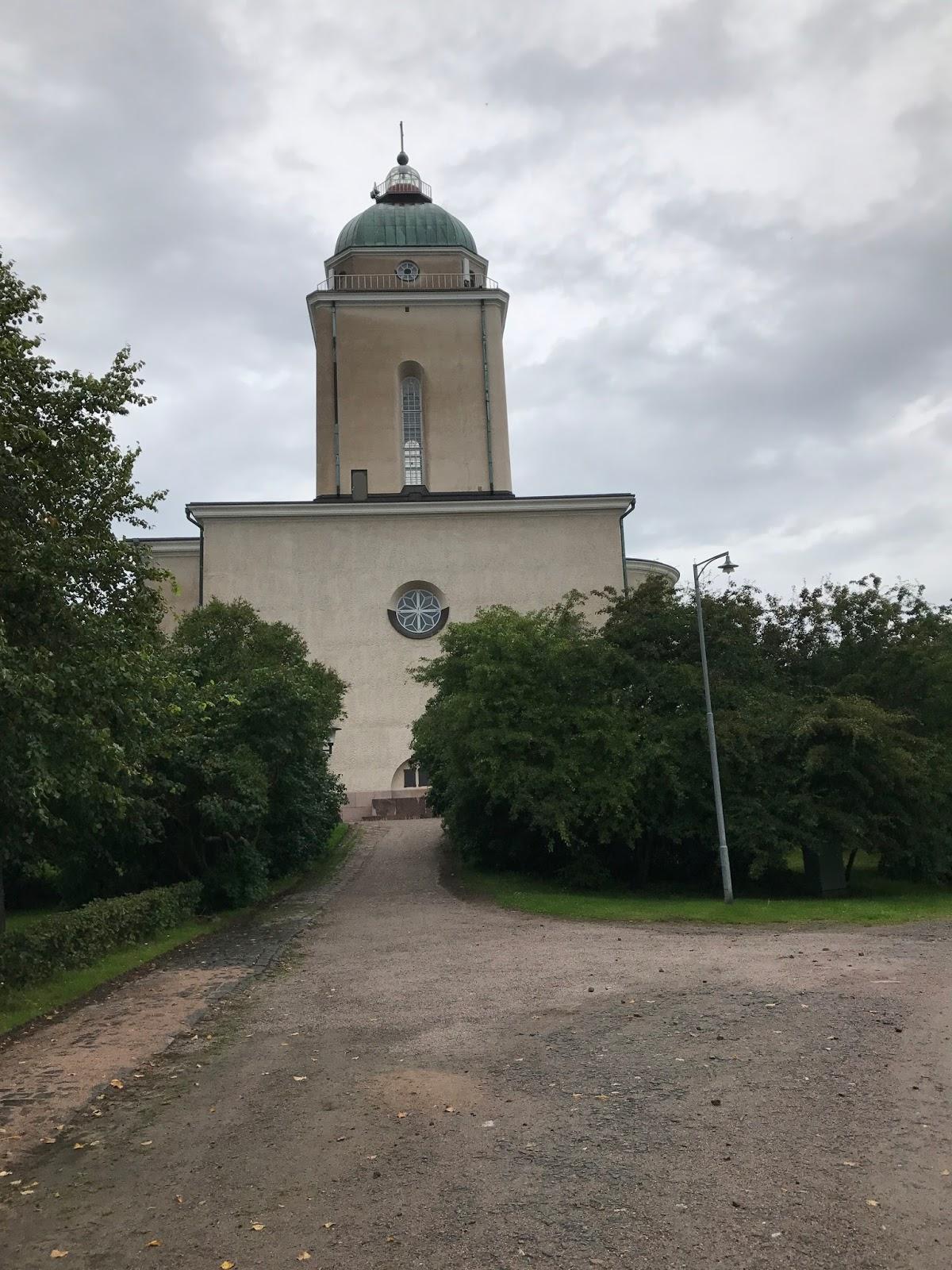 Suomenlinna Church - Helsinki
