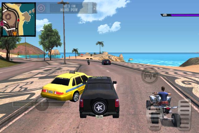 Gangstar Rio City Of Saints Game