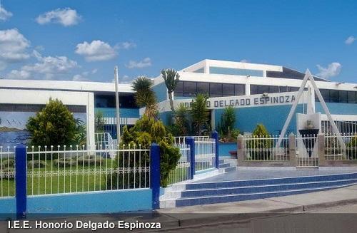 Colegio HONORIO DELGADO ESPINOZA - Cayma