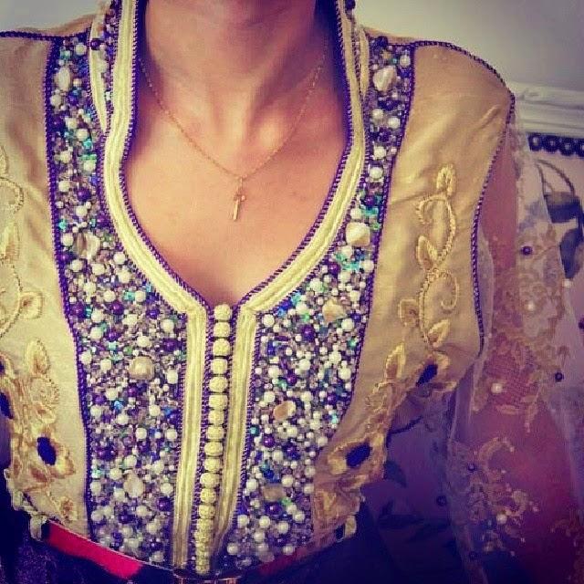 Caftan 2015 - Caftan Marocain Orné de Luxe - Caftan Marocain Boutique 2019  - Vente Caftan en France Maroc 6e4276fdf4a