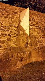 MONUMENT / Monumento Homenagem Salgueiro Maia, Castelo, Castelo de Vide, Portugal