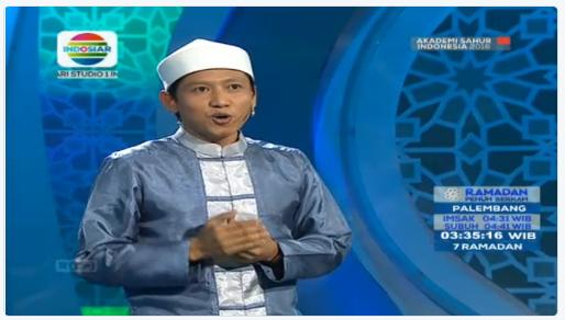 Peserta AKSI Akademi Sahur Indonesia yang Mudik Tgl 12 Juni 2016 (Group 2)