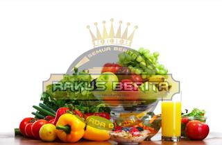 Harus Memakan Makanan Yang Baik dan Sehat