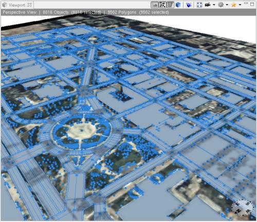 CityEngine: Produire des contenus 3D à partir de vos données SIG